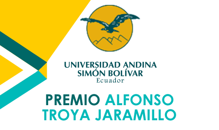 Premio Alfonso Troya Jaramillo