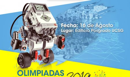 Olimpiadas Mundiales de Robótica 2019