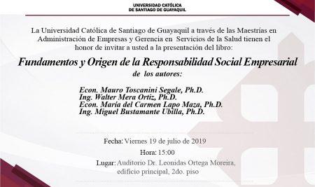 Fundamentos y Origen de la Responsabilidad Social Empresarial