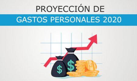 Formulario de Gastos Personales Deducibles para el año 2020
