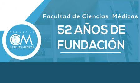52 años de Fundación de la Facultad de Ciencias Médicas