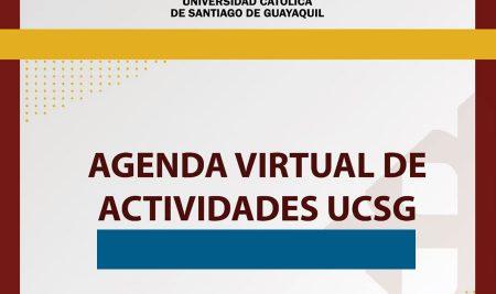 Agenda Virtual de actividades UCSG